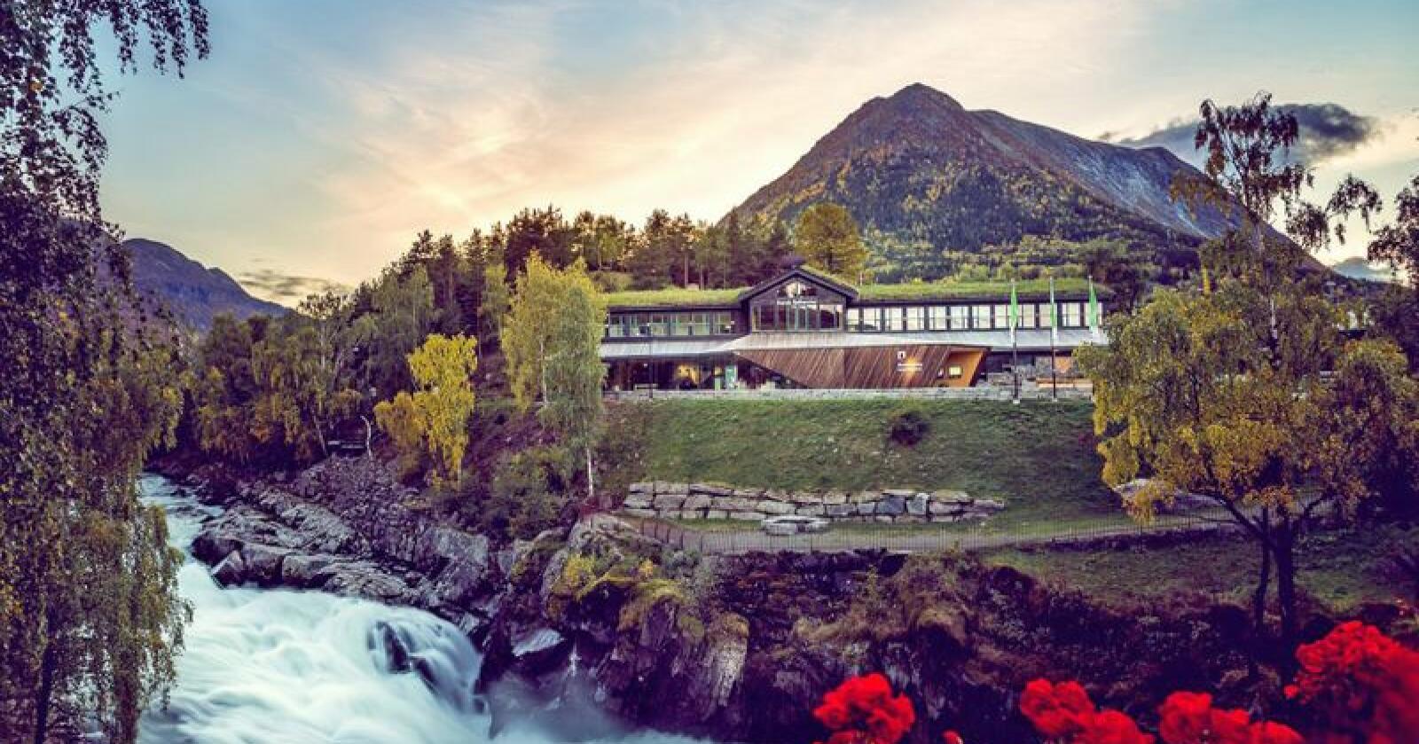 Fjellets puls: Norsk fjellsenter i Lom har investert mange millioner på nye lokaler og utstillinger de siste årene. «Bergtatt» er navnet på den nye storsatsingen – som gjør stedet til et enestående kompetanse- og opplevelsessenter knyttet til fjellområdene våre. Foto: Kristoffer Thuestad
