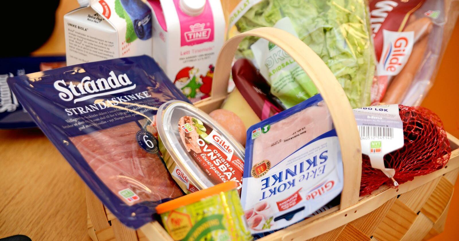 Forbrukarådet og Nyt Norge må gjer ein skikkeleg innsats for betre matmerking, mener Eli Berge Ness. Foto: Mariann Tvete