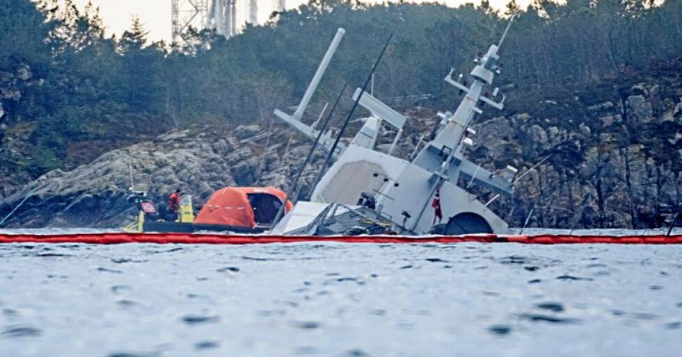Forslaget om «under streken»-løsningen ble ikke godt mottatt, og mange mente at en slik løsning ville bryte med norsk budsjettpraksis. Foto: Marit Hommedal / NTB scanpix