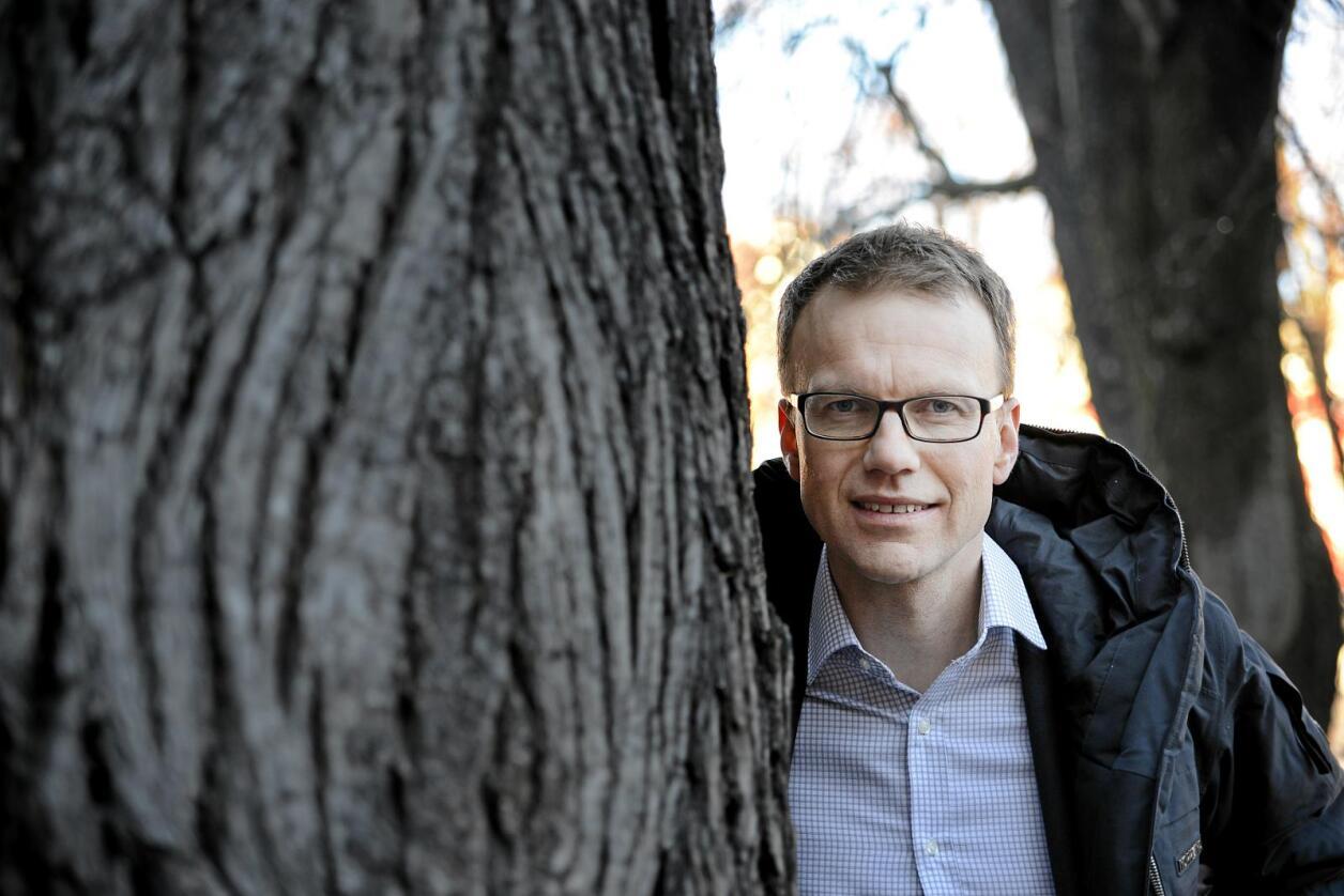 Det er mer å gjøre for skogindustrien, skriver leserbrevforfatter Erik Lahnstein (bildet). Foto: Siri Juell Rasmussen