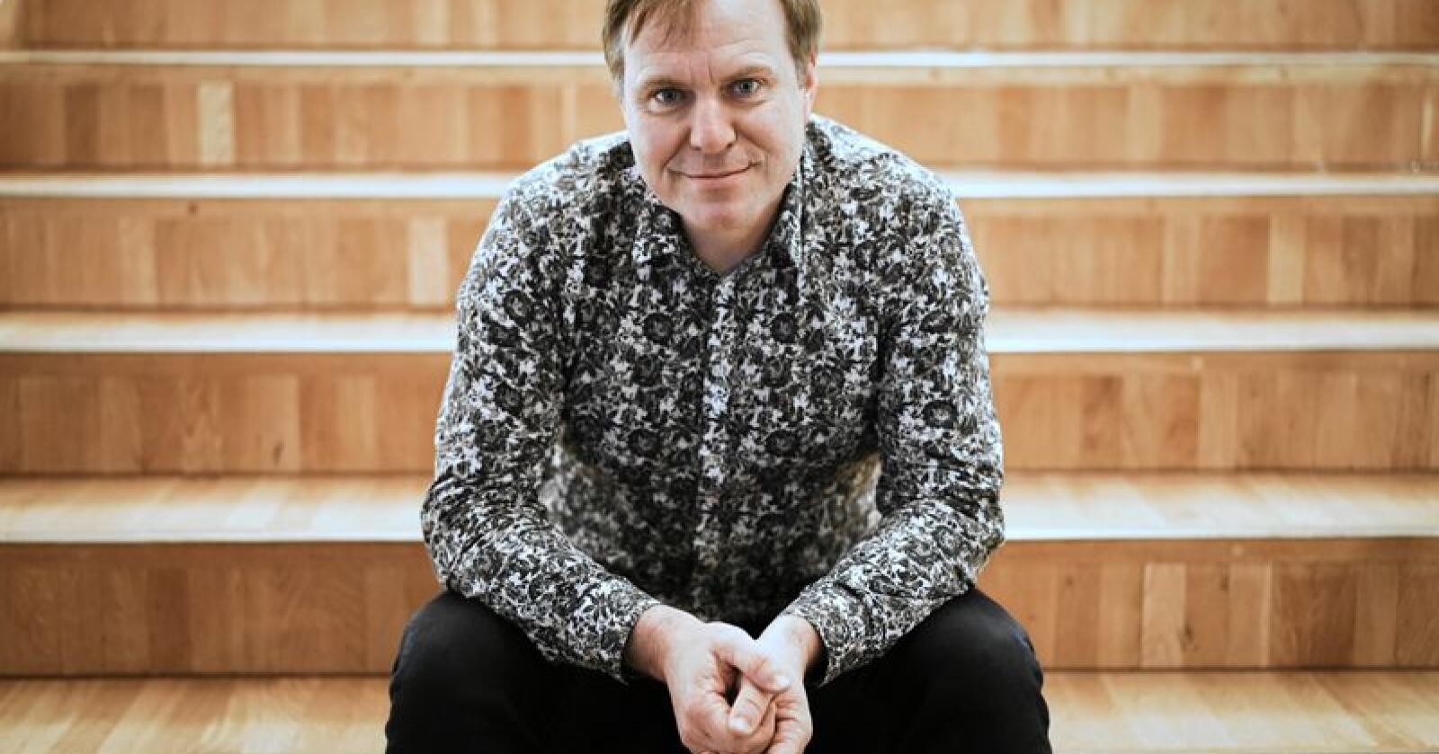 Venstre-ordførar Alfred Bjørlo tek i denne kronikken eit oppgjer med regjeringa sin sentraliseringspolitikk. Foto: Benjamin Hernes Vogl