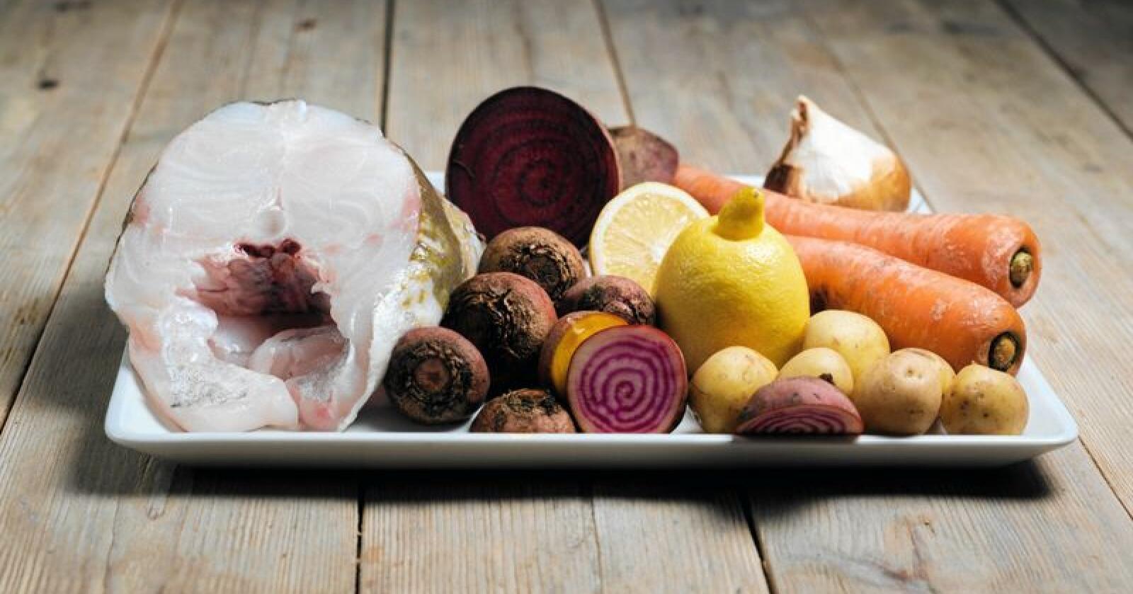 Rapporten skal ikke bare fortelle oss hvilke råvarer vi skal spise for å beskytte miljøet og oss selv, men også hvordan de skal produseres. Foto: Ole Gunnar Onsøien / NTB scanpix