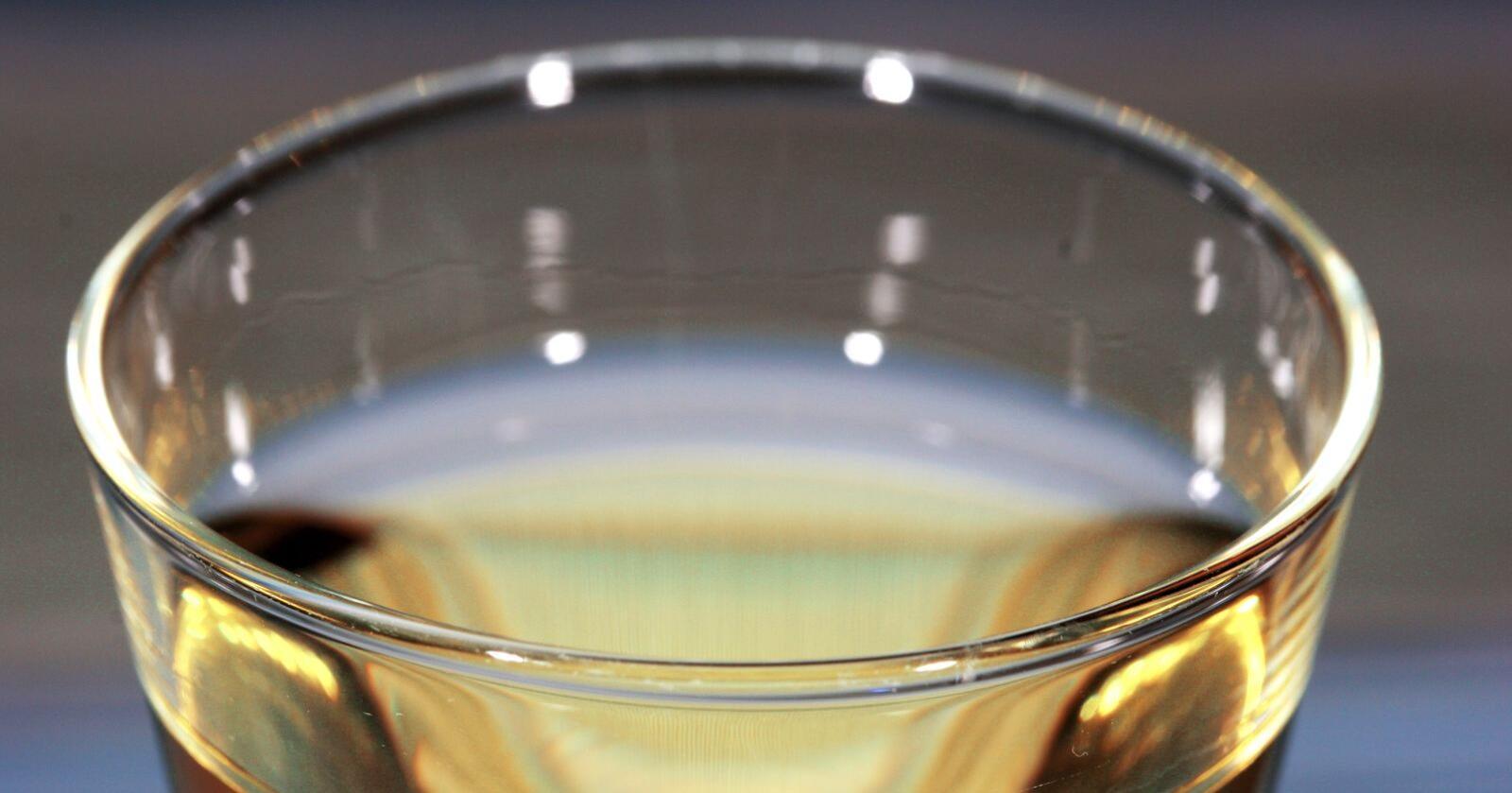 Norsk akevitt og norsk vodka blir de henholdsvis fjerde og femte spritvariantene som oppnår EUs merkevarebeskyttelse. Foto: Mostphotos
