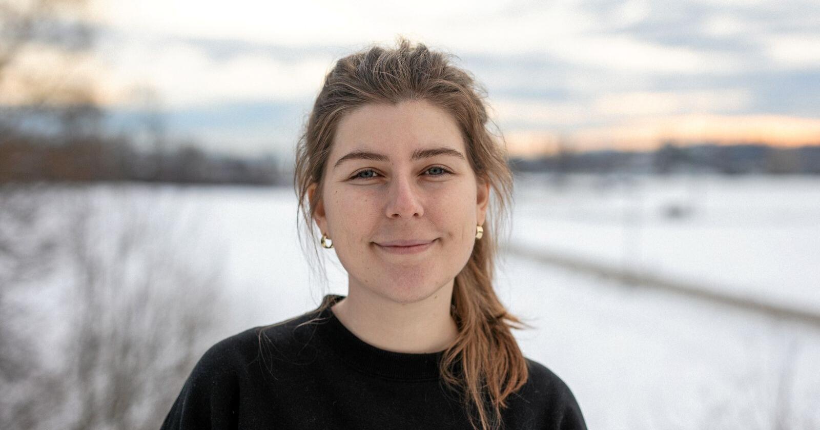 Hanne Johansen, kommunikasjonsrådgiver i Too Good To Go mener at returordninga på brød er en hvilepute. Pressefot