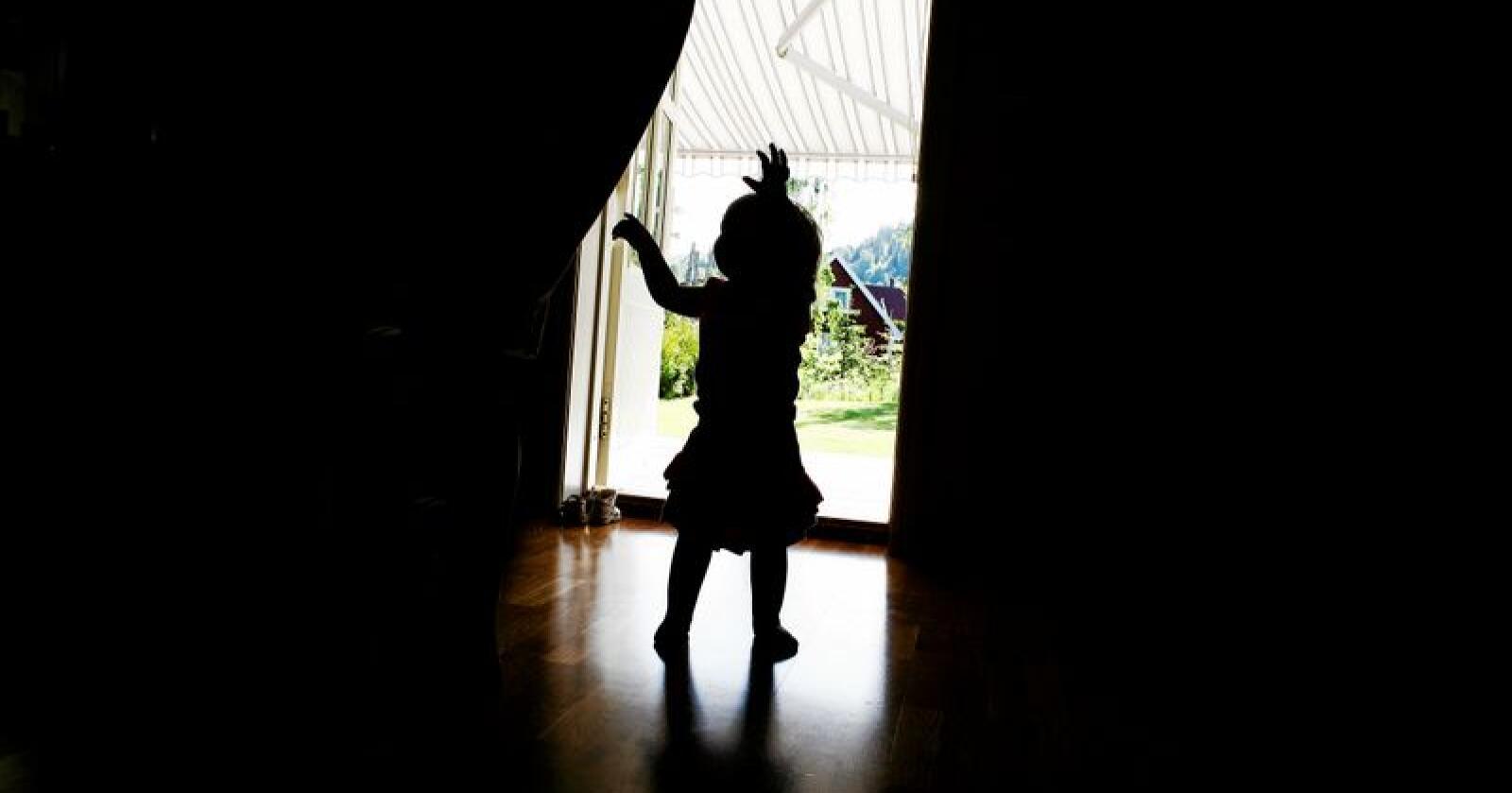 Barnevern: Mangel på kompetanse gjer til dømes at saker som ikkje skulle vere meldt til barnevernet, likevel blir meldt. Foto: Sara Johannessen/NTB scanpix NB! Modellklarert