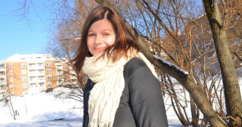 Live Kleveland er kommunikasjonsleder i Dyrevernalliansen, som hun også var med å starte. Hun er utdannet jurist. Foto: Stian Eide