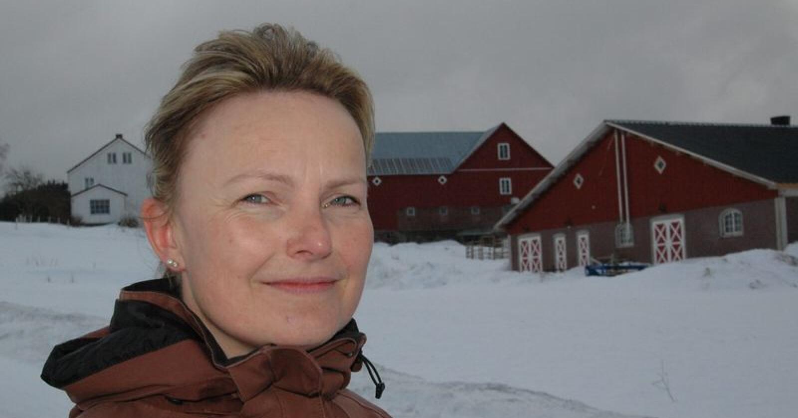 Trine Hasvang Vaag er gjenvalgt som styreleder i Nortura.