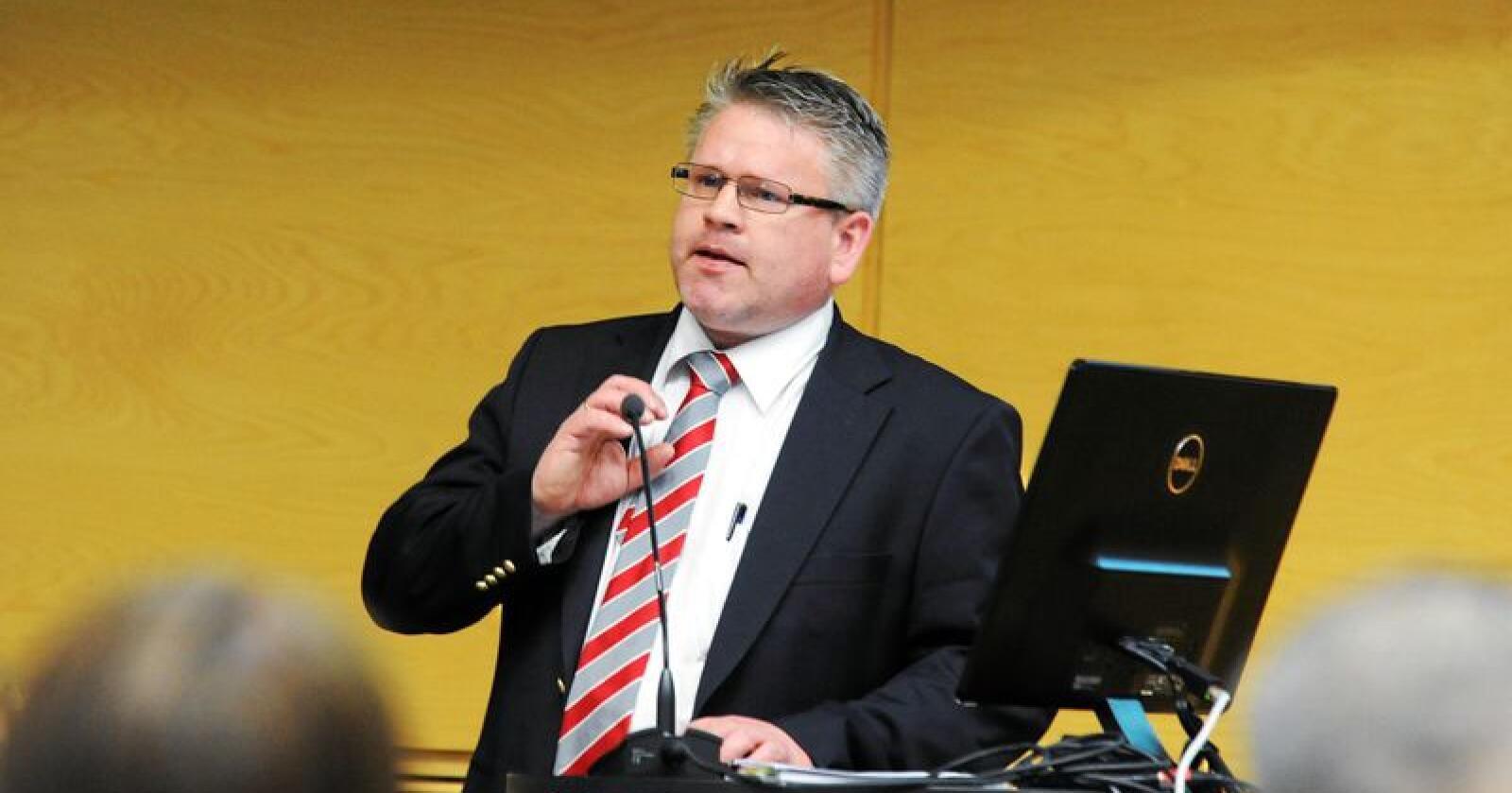 Leder: Erling Hjelmeng. Foto: Siri Juell Rasmussen