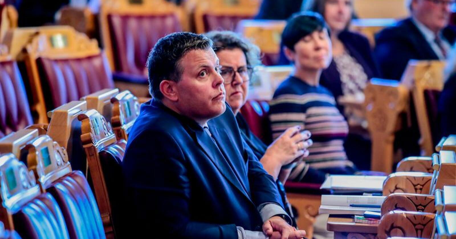 Justis- og innvandringsminister Jøran Kallmyr (Frp) skal trolig legge fram en ny stortingsmelding om politireformen i høst. Foto: Håkon Mosvold Larsen / NTB scanpix