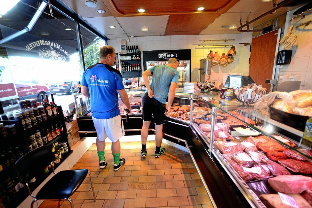 Kjøtt: Opplysningskontoret for kjøtt og egg – Matprat – har vært viktig for balansering i markedet, skriver kronikkforfatteren.  Foto: Siri Juell Rasmussen