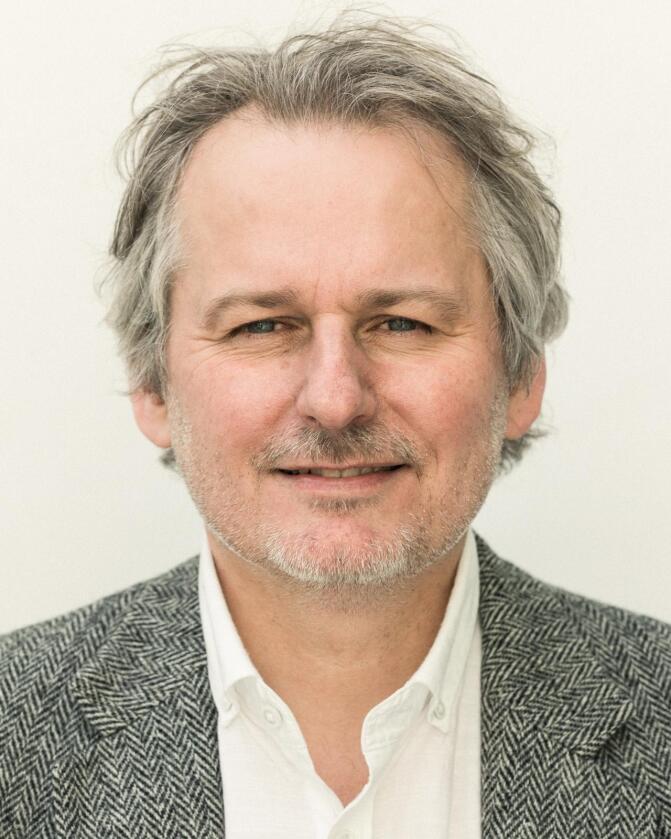 Kunstnerisk leder: Lasse Skagen. Foto: Stiftelsen film