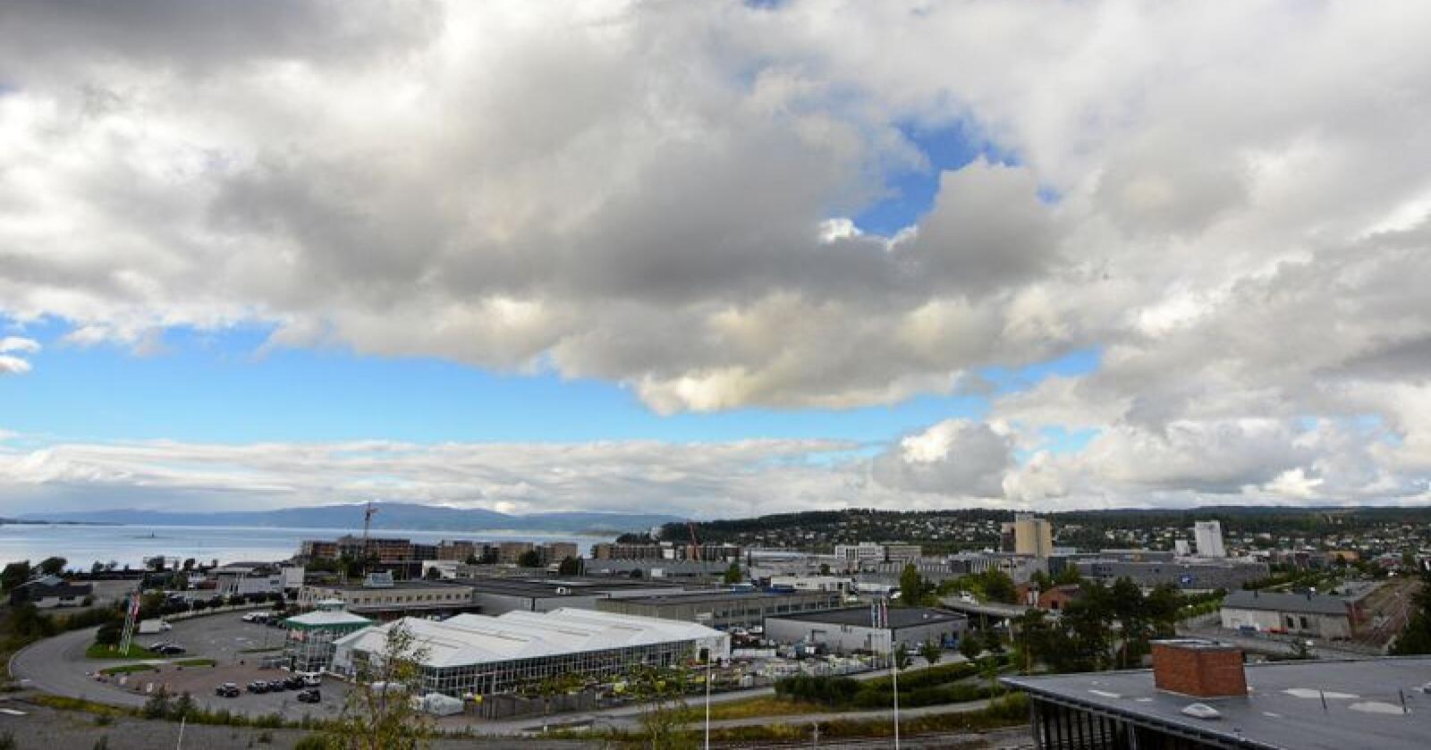 Hit: Styret i Nord universitet foreslår at Steinkjer blir ett av de spissede studiestedene. Foto: Siri Juell Rasmussen