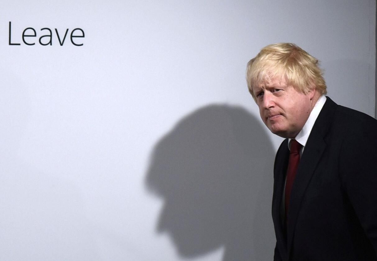 Blir det ingen avtale, vil Storbritannia ikke ha noen handelsfortrinn, men «et handelsforhold med EU likt det Australia har», har statsminister Boris Johnson formulert det. Foto: Mary Turner/Pool via AP/ NTB scanåpix