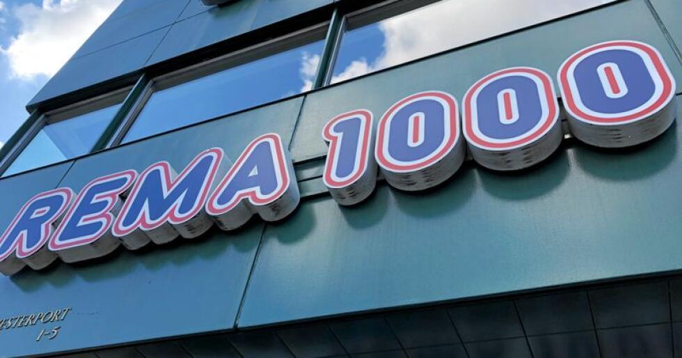YS-forbundet Negotia mener Rema 1000 bør ta tilbake varefremmerene. Illustrasjonsfoto: Lars Bilit Hagen