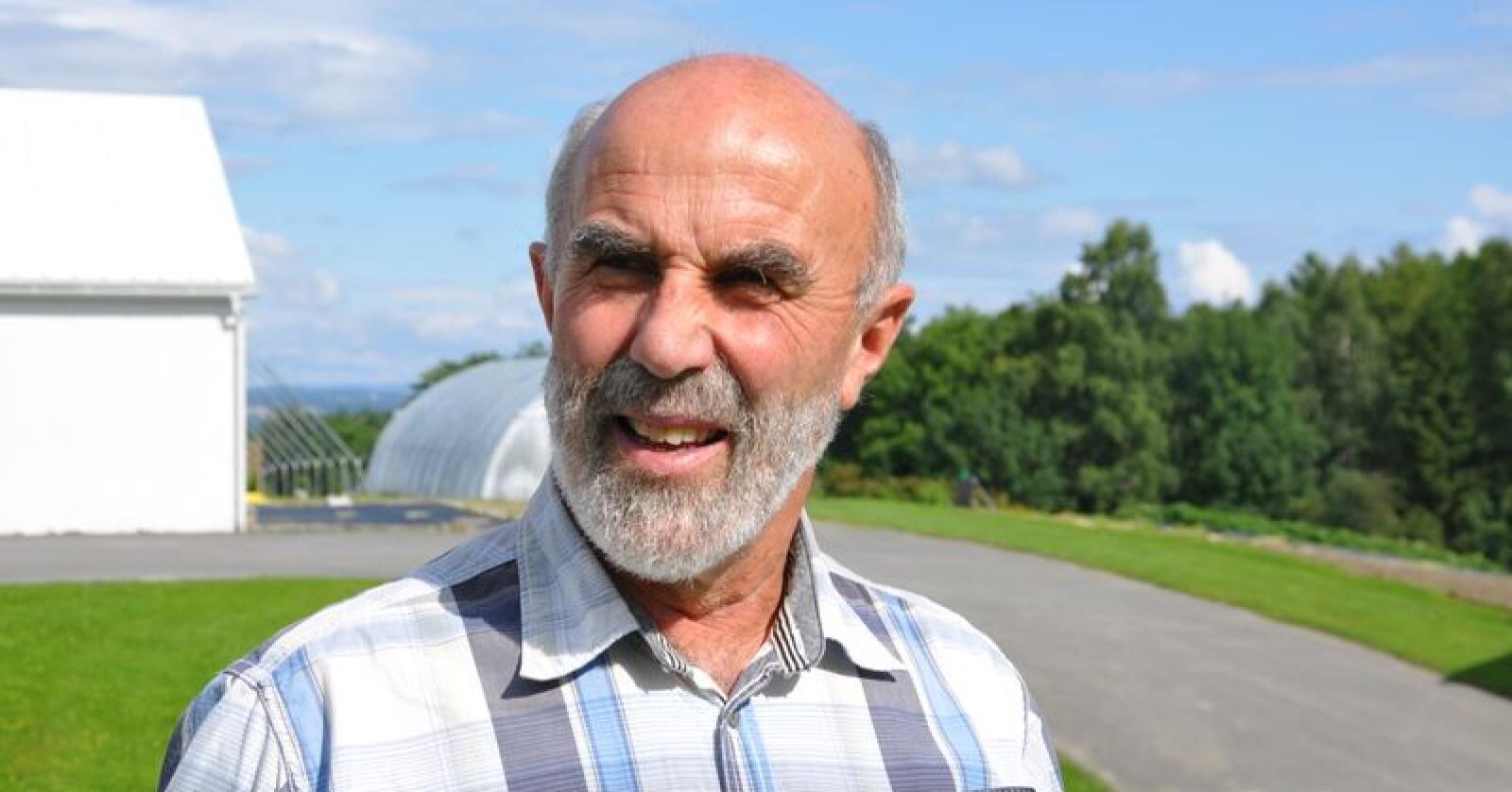 Jakob Bjerkem, tidlegare leiar i Oikos økologisk Norge. (Arkivfoto)