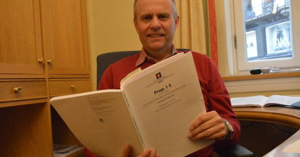 En mindretallsregjering må ta til seg signalene fra Stortinget, mener Steinar Reiten i KrF. (Arkivfoto: Anders Sandbu)