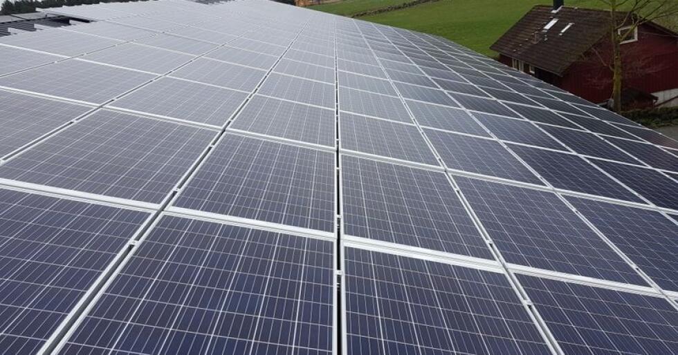Mer fornybar energi: Det må gjennomføren en svært rask utbygging av kjernekraft og fornybar energi. Kullbruken må ned med nesten 80 prosent, og olje må kuttes med mellom 40 og 80 prosent. Foto: Privat