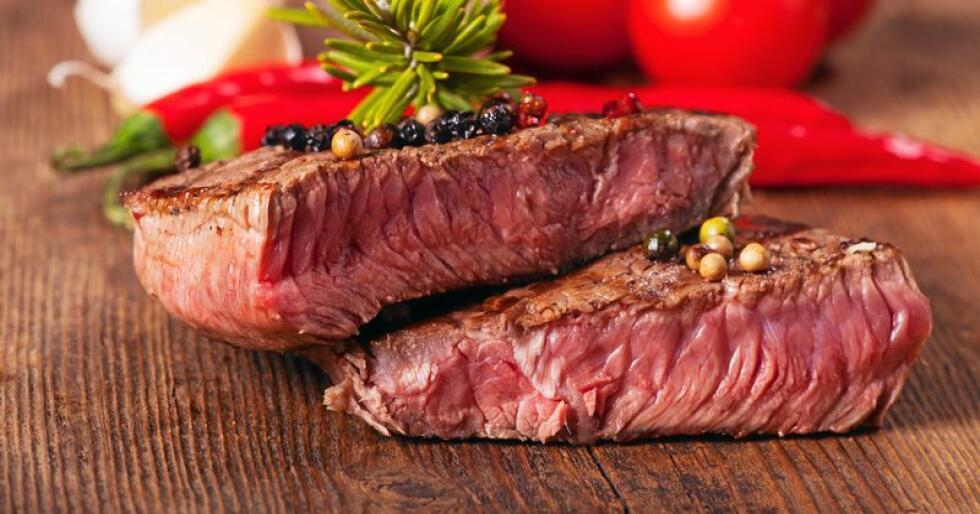 Hva er rødt kjøtt