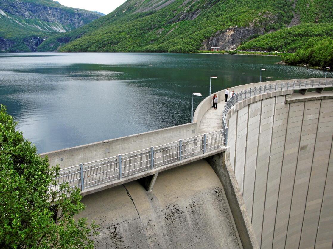 Råderett: Vannkraften er Norges arvesølv, skriver innsenderen. Foto: Halvard Alvik / NTB scanpix