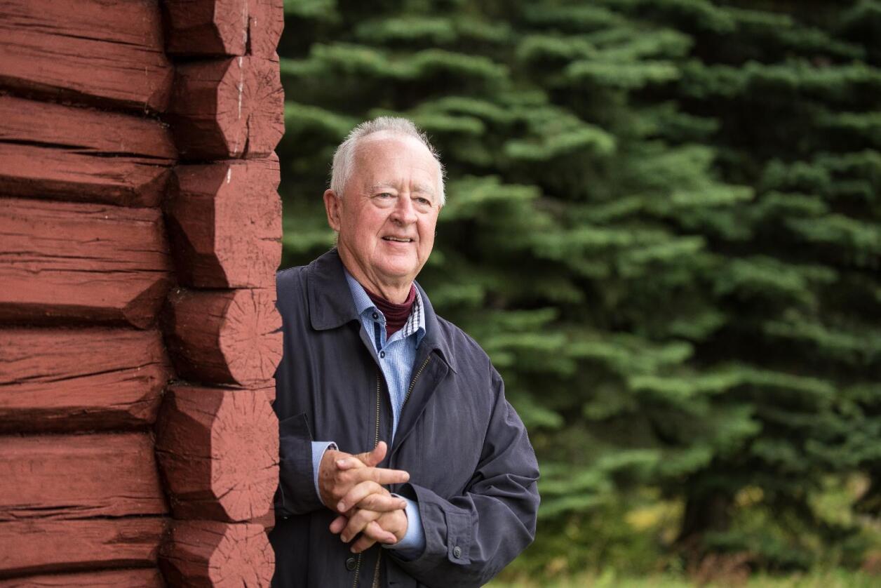 Nationen møtte Johan C. Løken  i september. Foto: Vidar Sandnes