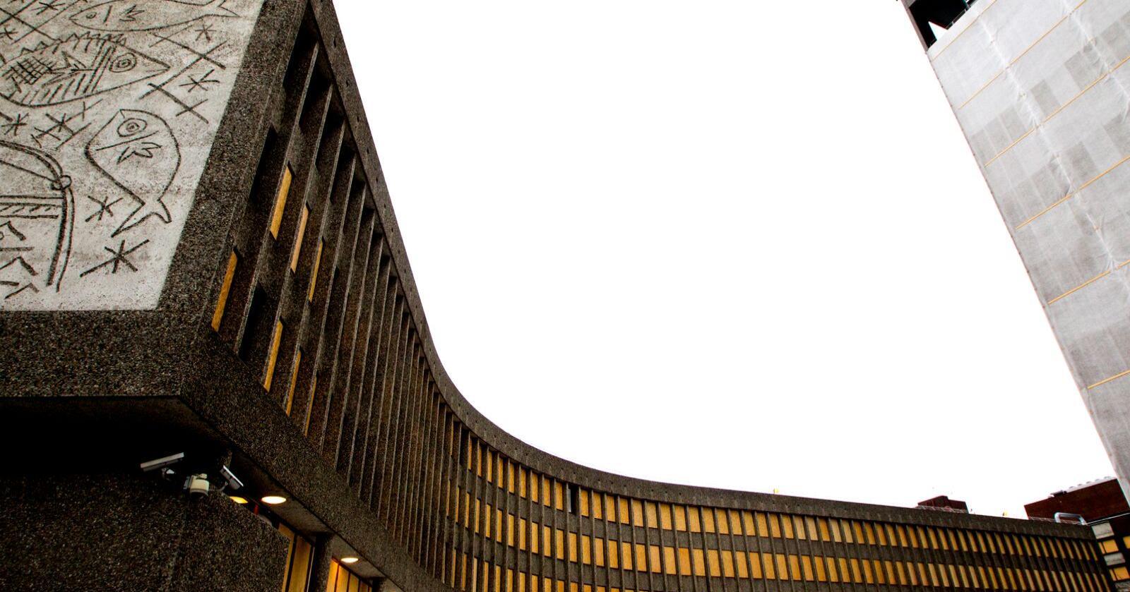 Y-blokka i Oslo er på Europa Nostras liste over Europas sju mest truede kulturminner. Foto: Berit Roald / NTB scanpix