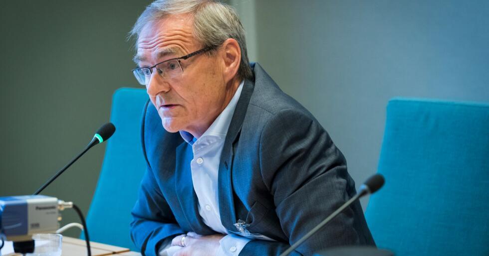 Administrerende direktør Lars Vorland i Helse Nord RHF har levert sin innstilling om sykehusstrukturen på Helgeland. Foto: Heiko Junge / NTB scanpix