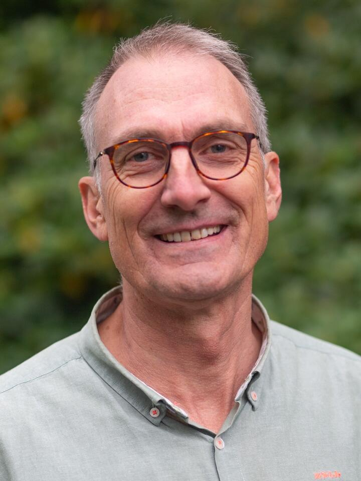 Harald Moskvil, landbrukspolitisk talsperson for Miljøpartiet De Grønne. Foto: Kristian Bålsrød