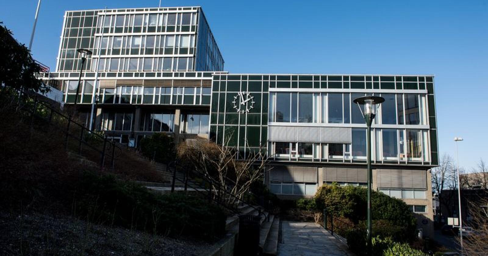 Tellekorpset i Stavanger rådhus er rammet av en betydelig forsinkelse på grunn av tekniske problemer. Foto: Carina Johansen / NTB scanpix