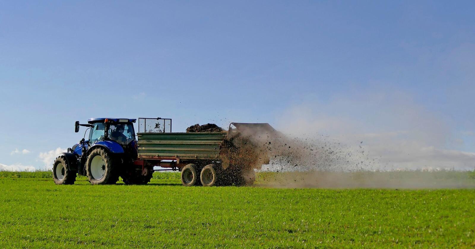 Agritech: Økt teknologieksport fra landbruket vil styrke tilbudet til norsk landbruk, samtidig som det skaper flere jobber og eksportvekst. Illustrasjonsbilde: Mostphotos