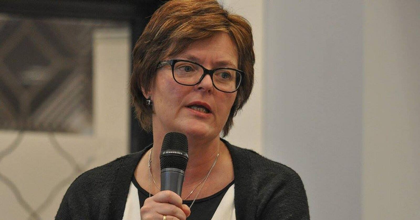 Heidi Greni er stortingsrepresentant for Senterpartiet. (Foto: Stortinget)