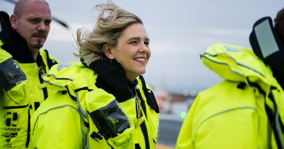 SV og MDG ber olje- og energiminister Sylvi Listhaug (Frp) om å stoppe Equninors planer om oljeboring utenfor Australia. Foto: Carina Johansen / NTB scanpix