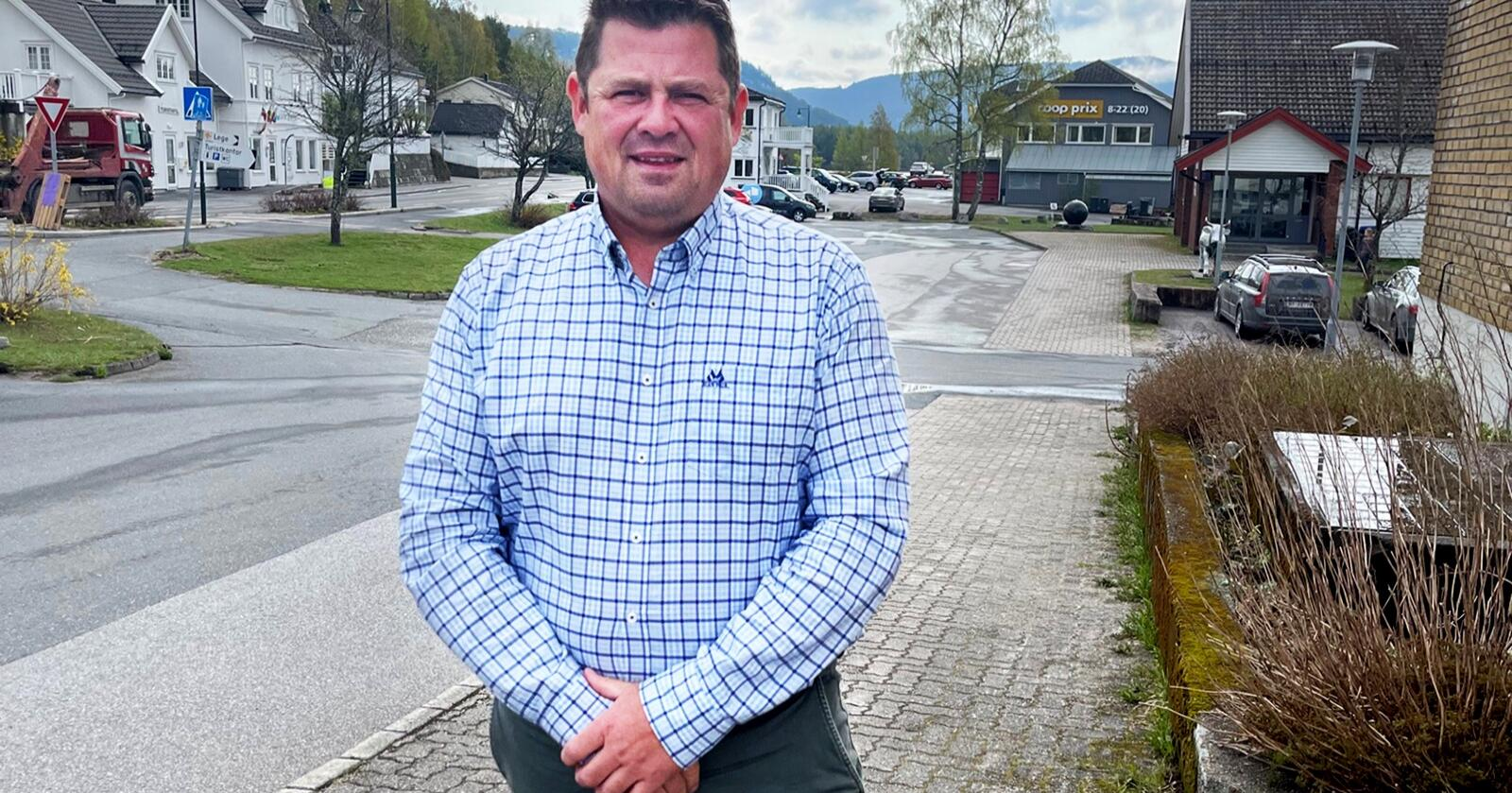 Ordfører i Nissedal kommune, Halvor Homme (Ap) er ikke en av ordførerne som reagerer negativt på at koronavaksiner skal skjevfordeles. Foto: Privat