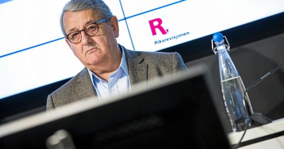 Kritisk: Regional uenighet gjør terskelen for uttak høyere enn Stortinget har forutsatt, finner riksrevisoren. Foto: Håkon Mosvold Larsen/NTB scanpix