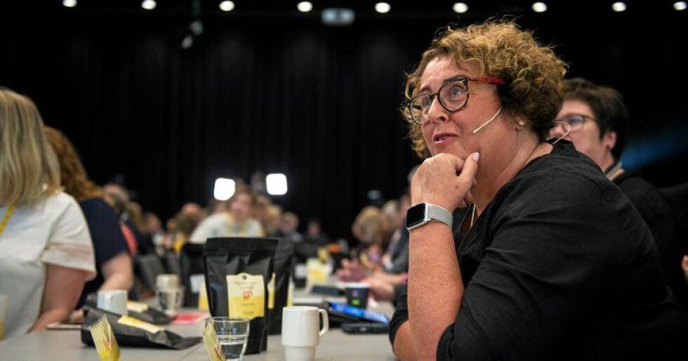 Har fått mye kritikk: Landbruks- og matminister Olaug Bollestad. Foto: Carina Johansen / NTB Scanpix