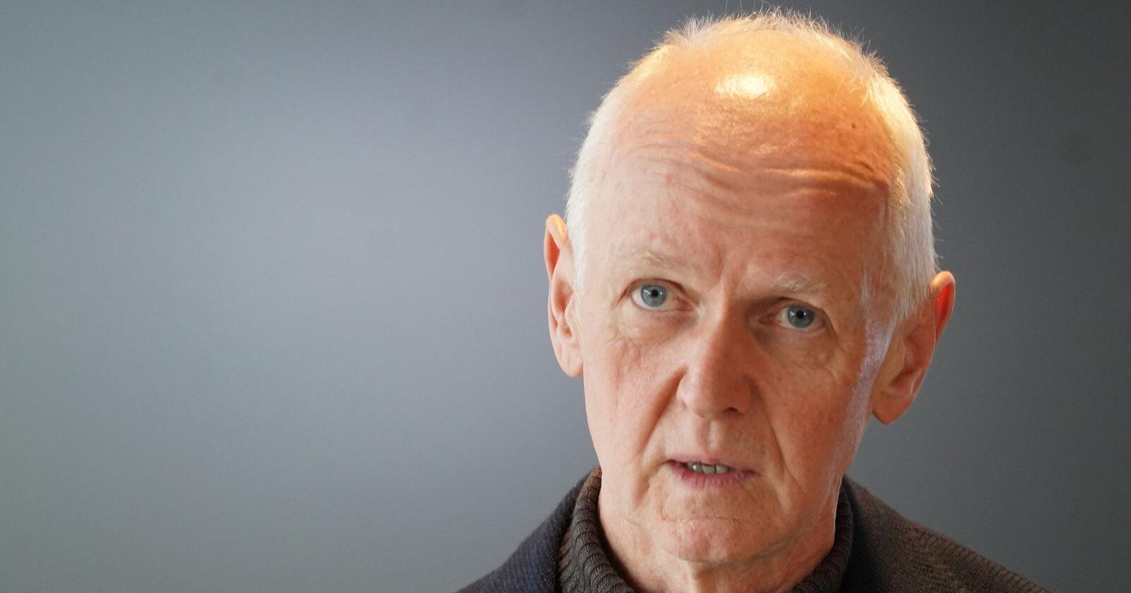 Områdedirektør Geir Bukholm i Folkehelseinstituttet. Foto: Ole Berg-Rusten / NTB