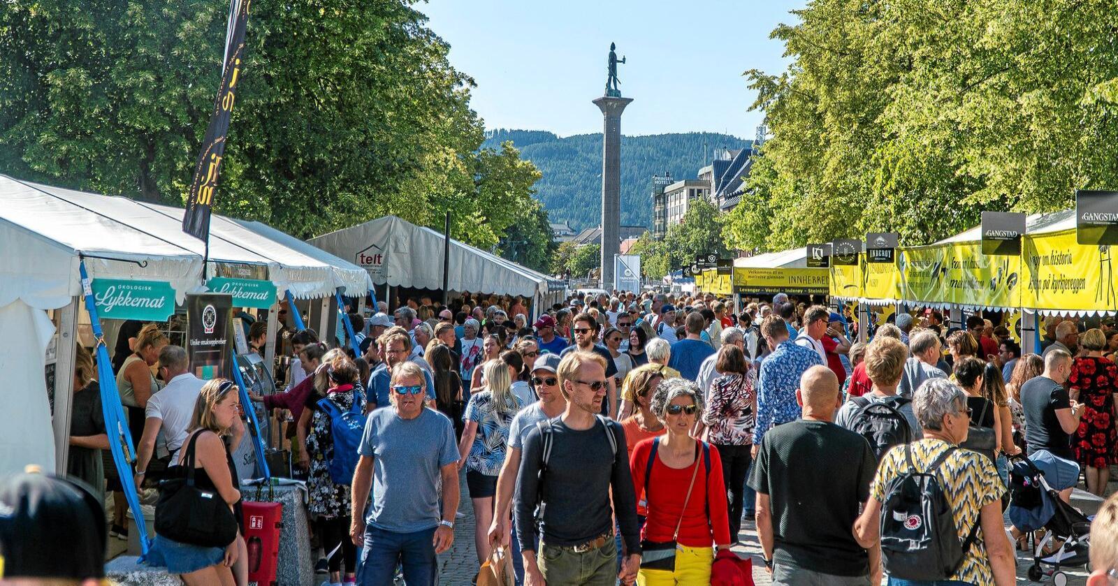 Truet av korona: Trøndersk Matfestival  er en viktig omdømmebygger for Norge som matnasjon og en viktig verdiskaper for næringa, skriver Aslaug Rustad. Foto: Oi! Trøndersk Mat og Drikke