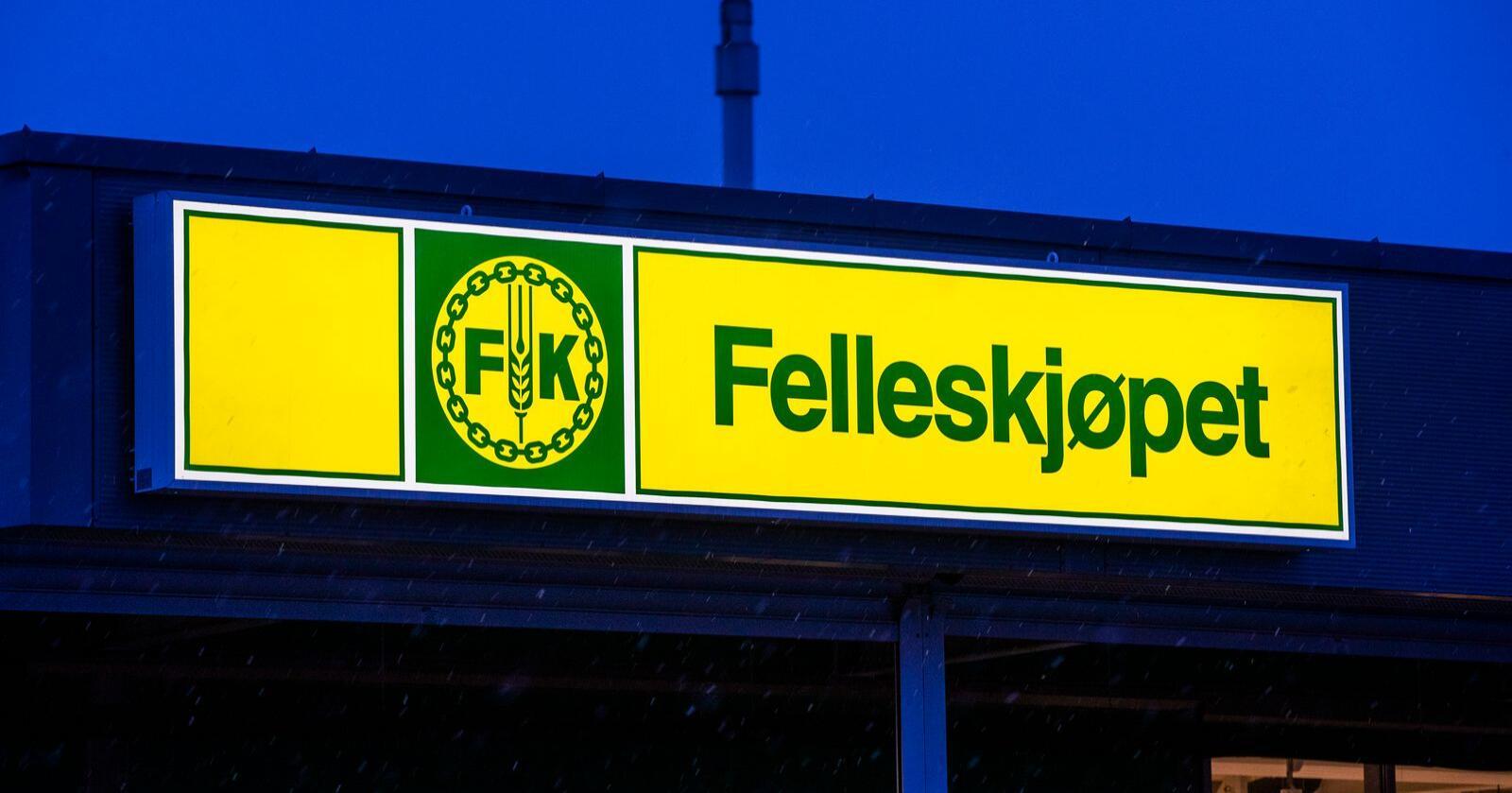 Felleskjøpet må også betale sakskostnader på 50 millioner kroner. Foto: Berit Roald / NTB