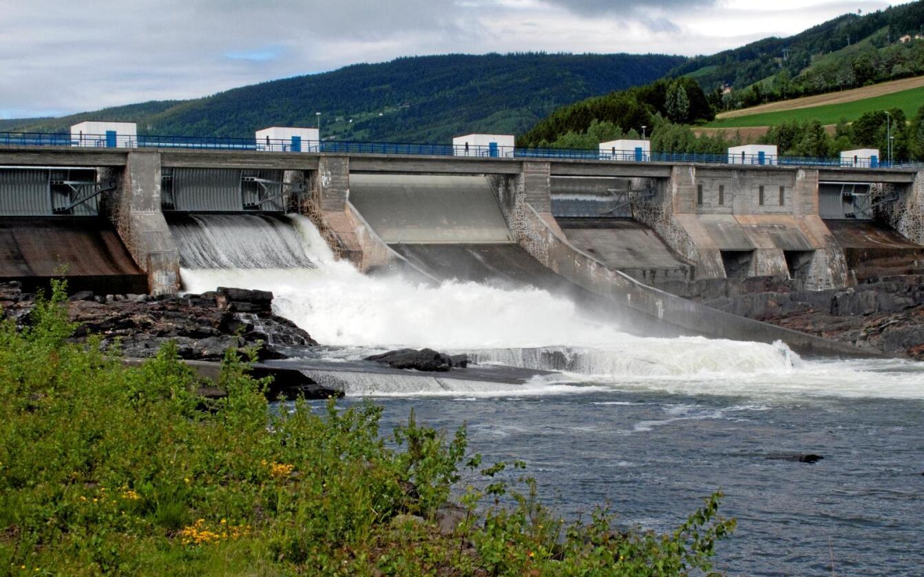 STRID: Kraftnasjonen Norge kan gi fra seg makt i kraftspørsmål. Foto: Paul Kleiven / Scanpix