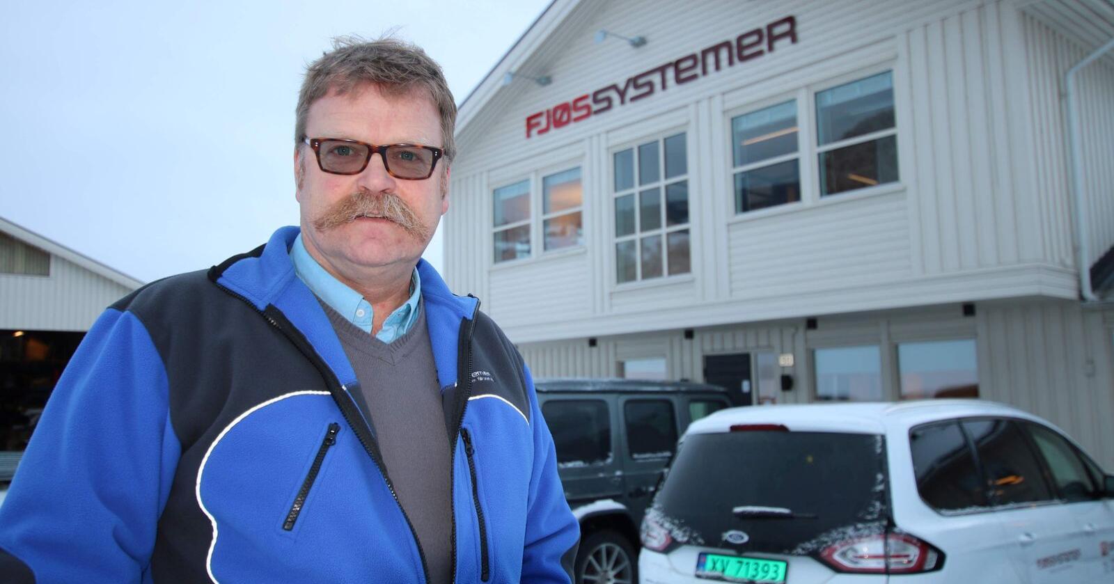 GODE NOK: Erik Stenumgaard mener at både forskrifta, normen og veiledninga er god nok, og at rustproblemene har kommet fordi vi har ignorert gammel og glemt kunnskap. Foto: Dag Idar Jøsang