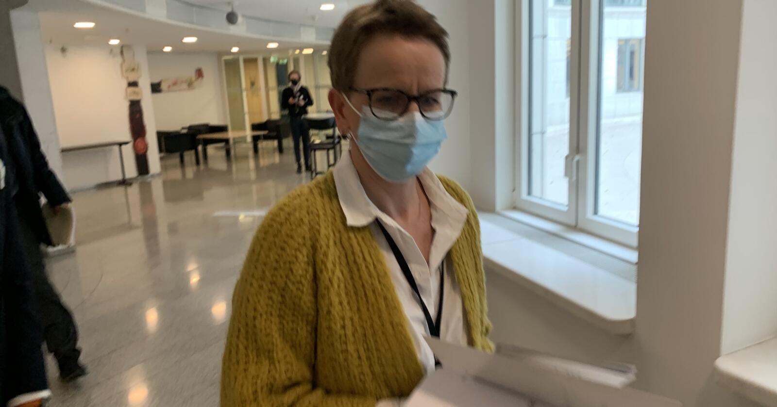 Forslaget Viil Søyland la fram om å sette ned et utvalg, er konstruktivt, mener Lars Petter Bartnes og Kjersti Hoff. (Foto: Linda Sunde)