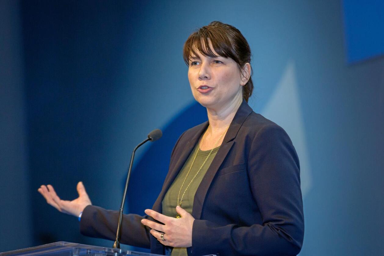 Målretta: Velferdsstatens ordninger må være målretta for å hjelpe den det gjelder, skriver Heidi Nordby Lunde (H). Foto: Høyre
