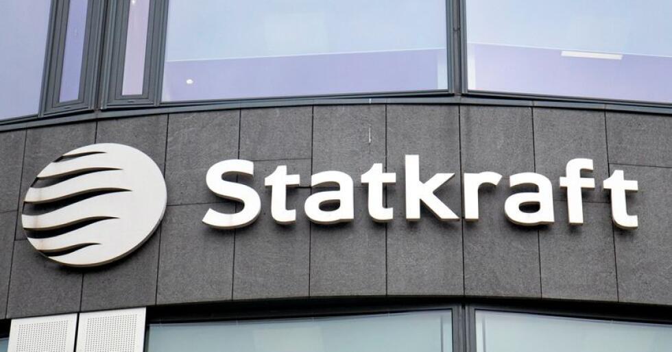 Statkrafts resultat før skatt økte med 1,9 milliarder kroner fra i fjor. Foto: Fredrik Hagen / NTB scanpix