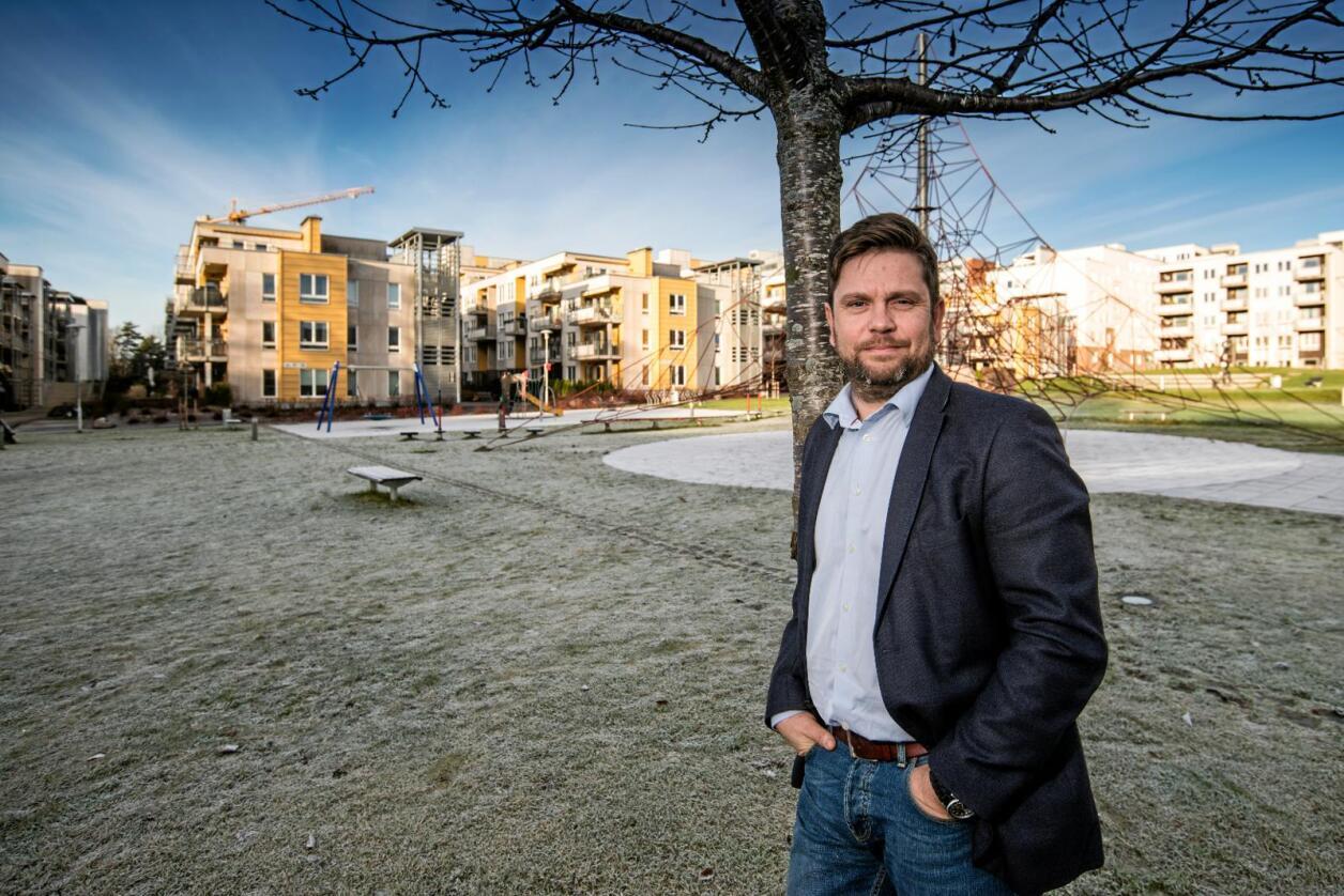 Forsvarer Matprat: Direktør Kjell Rakkenes i Nortura. Foto: Vidar Sandnes