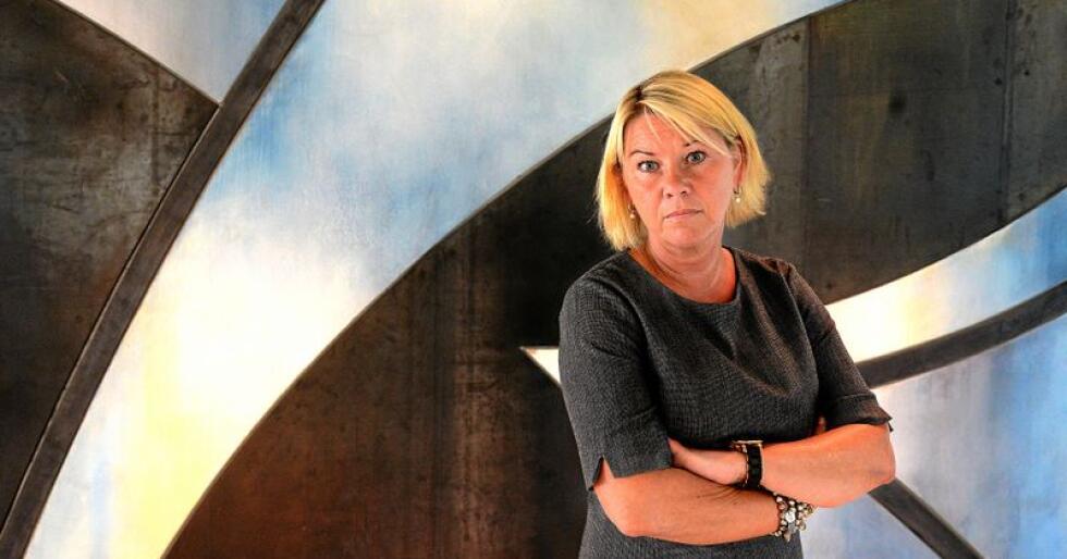 Skeptisk: Kommunalminister Monica Mæland (H) møter gjerne organisasjonene for å diskutere veterinærvaktmidler, men åpner ikke for omkamp om regjeringens politikk i saken. Foto: Siri Juell Rasmussen