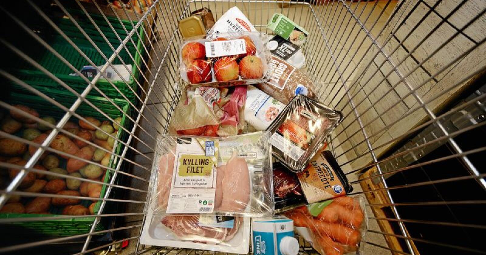 Flere steder i Europa har det kommet trusler om forgiftet mat. Så langt har ingen norske produsenter fått truselen. Foto: Siri Juell Rasmussen