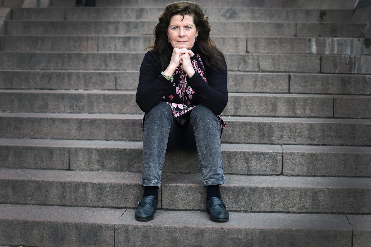 Kampvilje: Furuberg tåler cellegiften like godt i dag som da hun først fikk kreft, og kampviljen og engasjementet har hun beholdt. Nå vil hun hjelpe andre kvinner med å stille opp i #sjekkdeg-kampanjen. Foto: Siri Juell Rasmussen